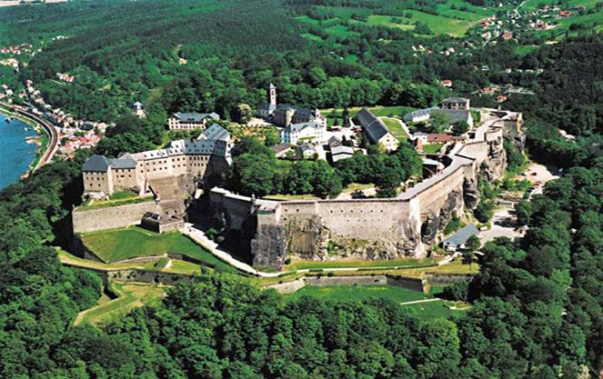 Саксонская Швейцария национальный парк Германия Фото Что посмотреть за один день Бастай и крепость Кенигштайн как добраться экскурсии