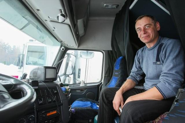 Водитель в Польше