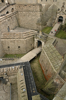 Крепость над Эльбой