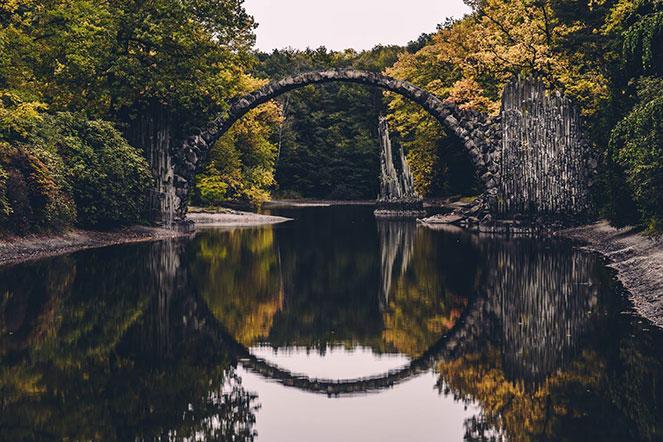 Дьявольский мост Ракотцбрюке