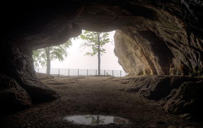 Скальные ворота кушталь