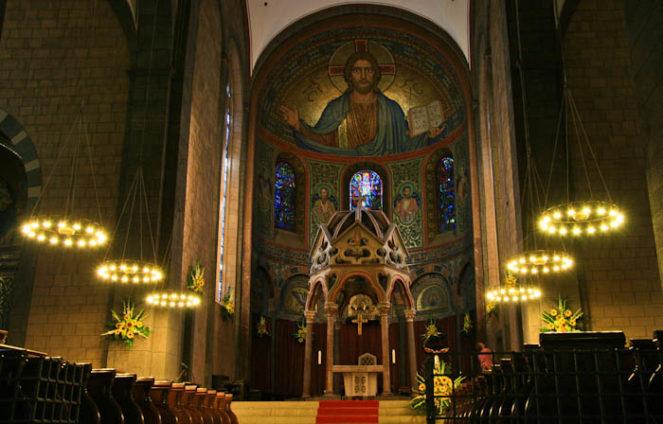 Аббатство Kloster Maria Laach