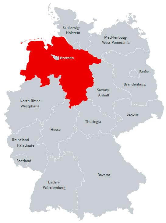 Недвижимость в бремене германия посольство германии еврейская иммиграция