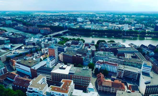 Аренда и покупка недвижимости в Бремене
