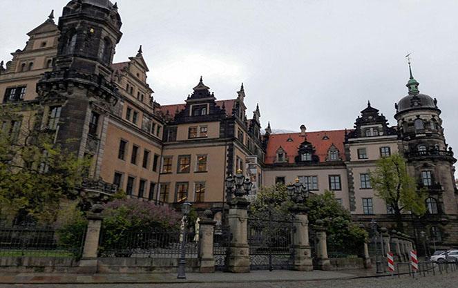 Магдалененбург замок Магдалены,