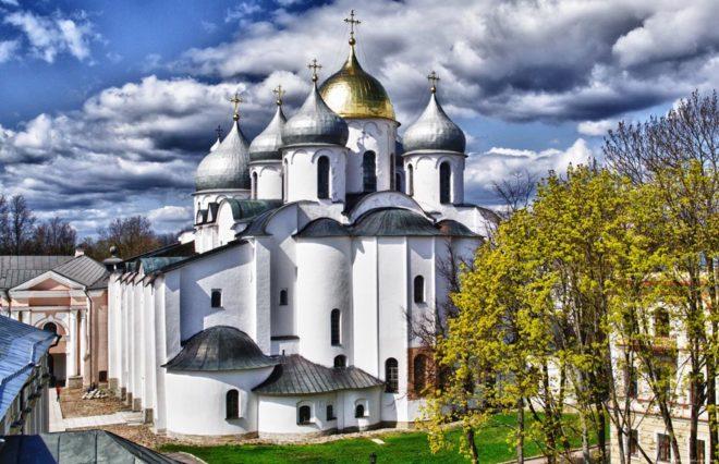 Исторические памятники Новгорода