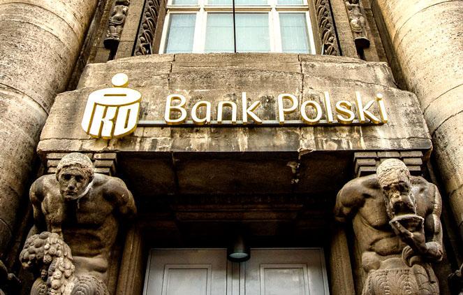 PKO банк Польши