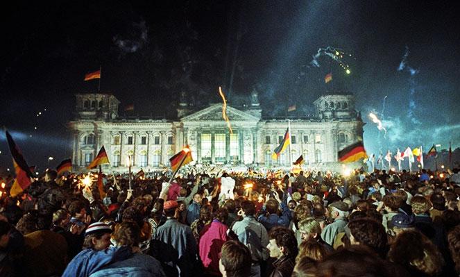 Празднование дня германского единства