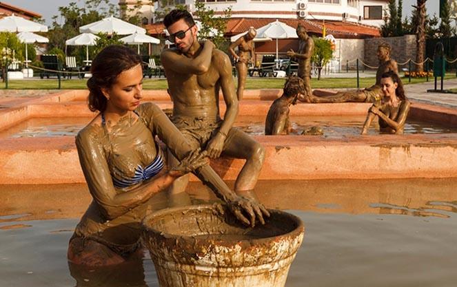 Бальнеологические курорты Испании