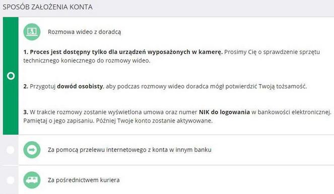 Доставка банковского договора в Польше