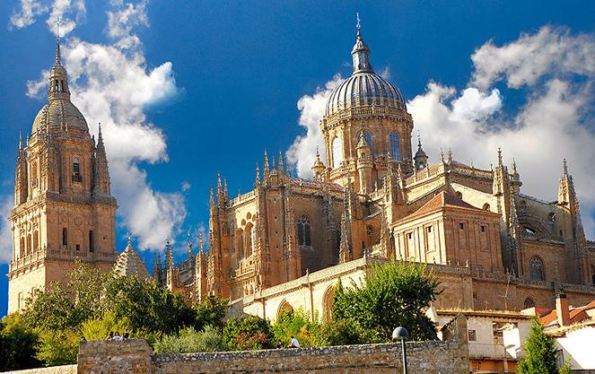 Университет саламанки в испании