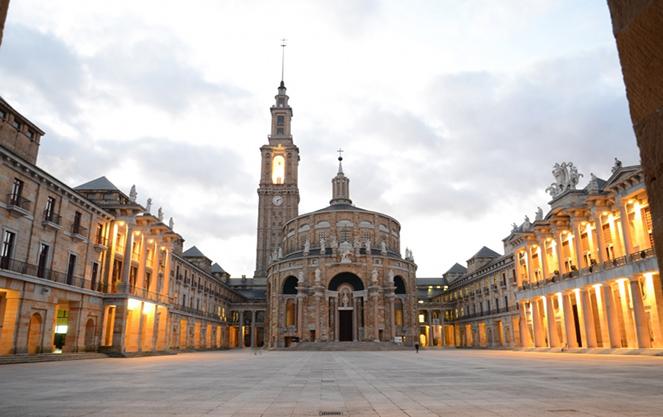 Известные университеты испании