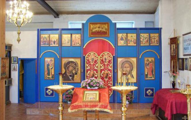 Храм благовещения пресвятой богородицы в ганновере
