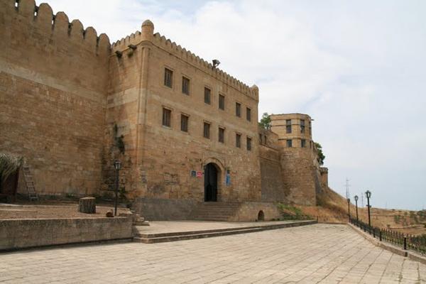 Старый город в Дербенте