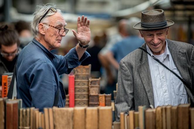 Два пенсионера в Польше