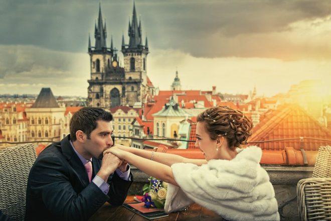 Браки в Чехии