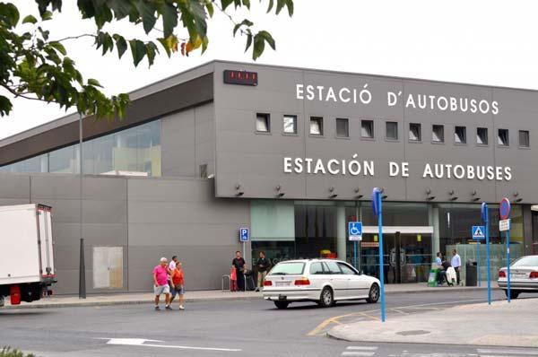 Станция Valencia Estacion Bus