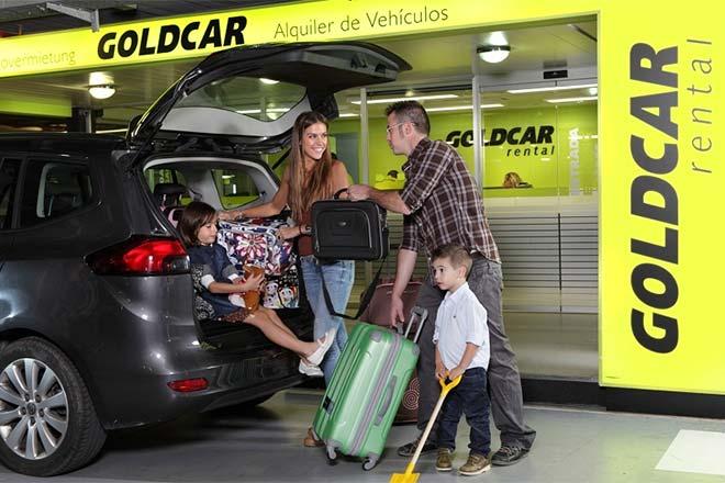 Прокат авто в компании Goldcar