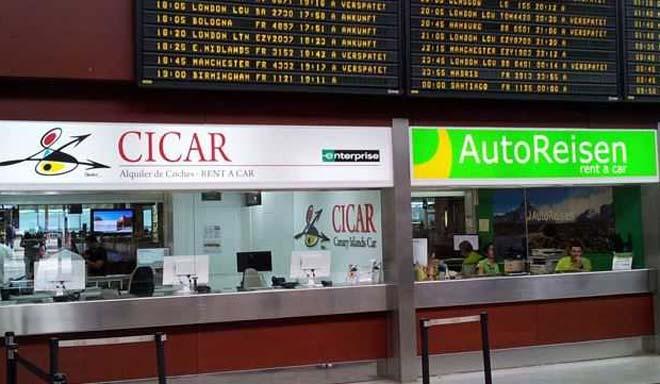 Аренда автомобиля Autoreisen и Cicar