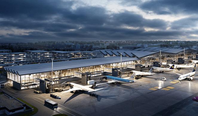 Авиакомпании в Гданьском аэропорте имени Леха Валенсы