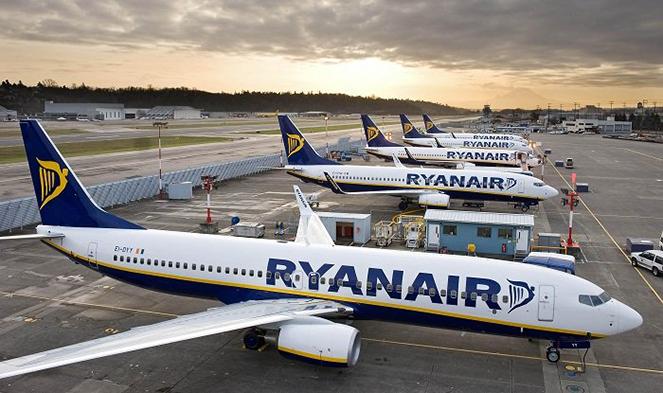 Авиакомпания Ryanair: крупнейший лоукостер Европы