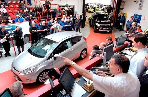 Аукционы конфискованных автомобилей в Испании