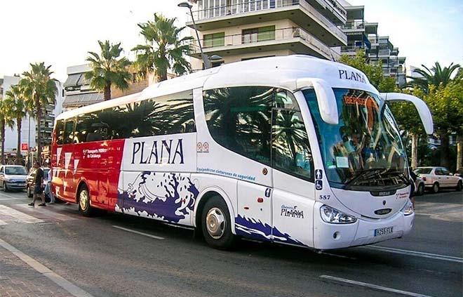 Автобус из Барселоны в Таррагону