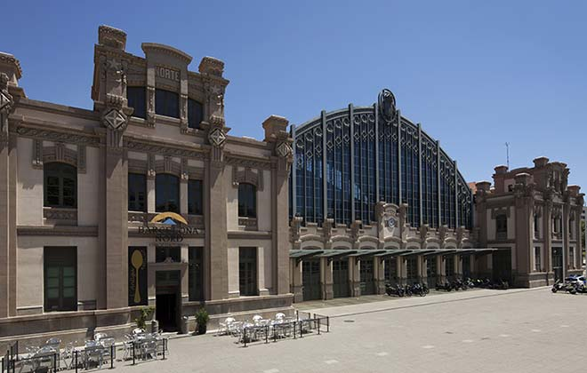 Автовокзал Barcelona Estación Nord