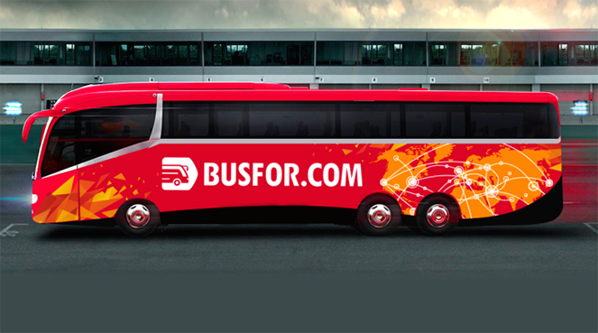 Сервис Busfor – онлайн продажа автобусных билетов по РФ, СНГ и Европе