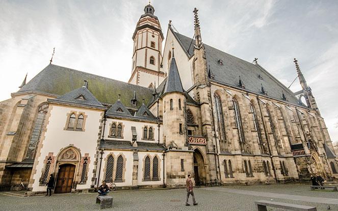 Городская лютеранская церковь Святого Фомы