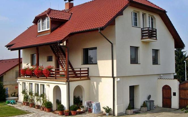 Дома в чешском стиле