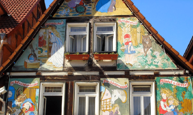 Дом госпожи Метелицы