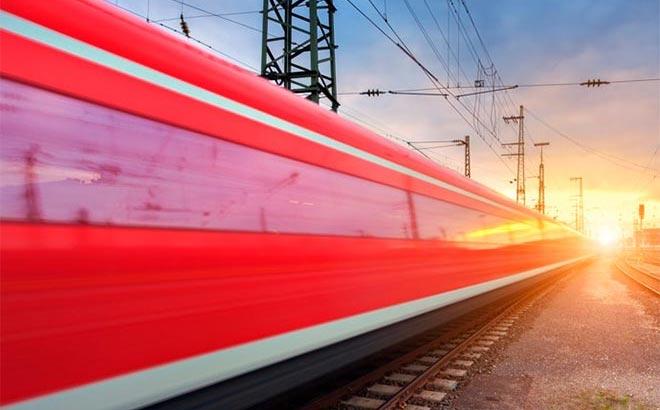 Поезд из Дюссельдорфа в Дортмунд