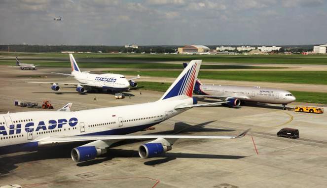 Флот авиакомпании