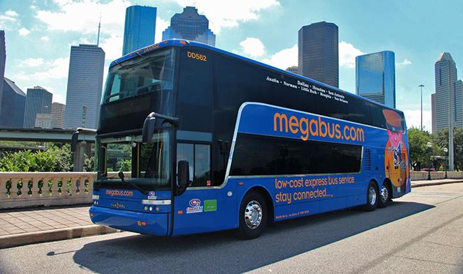Международный перевозчик Megabus