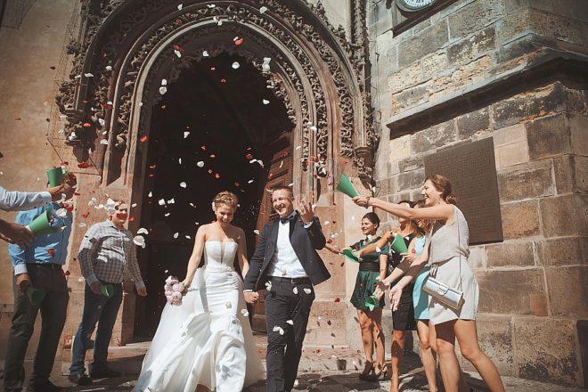 Заключение брака в Чехии