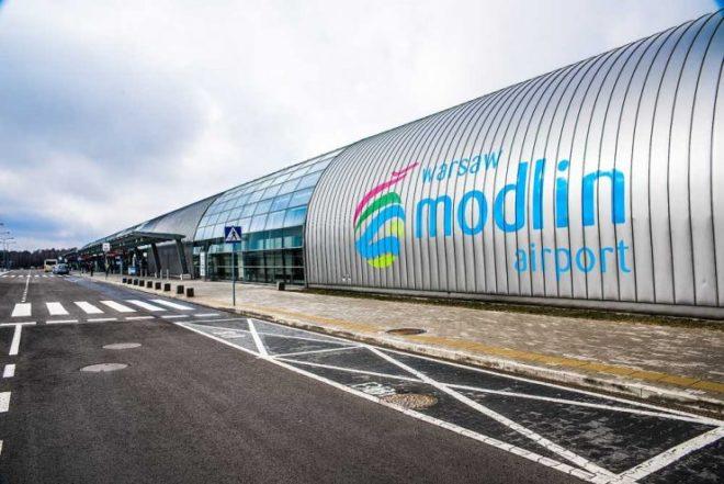 Аэропорт Варшава\Модлин
