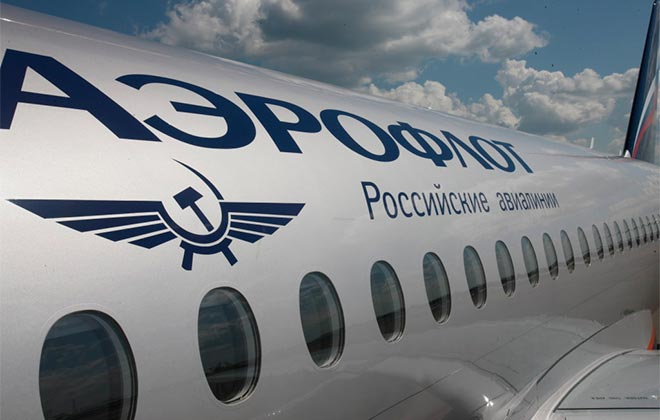 Из Москвы в Дюссельдорф на самолете