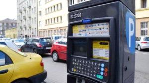 Паркомат в Польше