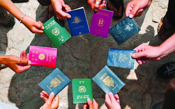 Паспортно-визовые формальности в разных странах мира