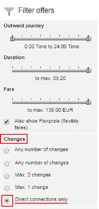 Расписание поездов Франкфурт-Амстердам на сайте Deutsche Bahn-5