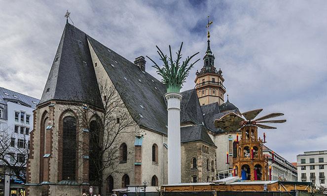 Приходская церковь Святого Николая