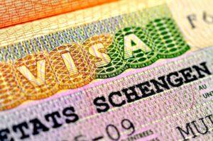 Анкета на шенгенскую визу в Испанию