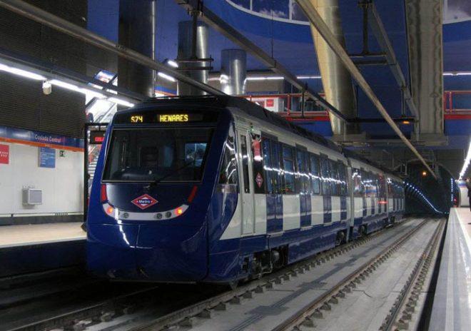 Метро как самый удобный транспорт Мадрида