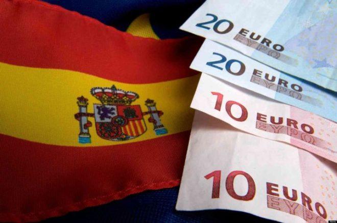 Средний уровень оплаты труда в Испании