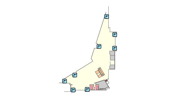 Терминал В1 в Пальма-де-Майорка