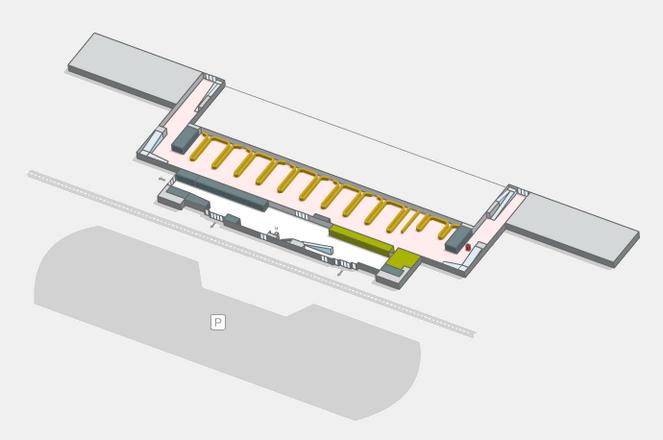 Терминал аэропорта Лансароте