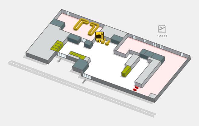 Терминал 2 аэропорта Лансароте