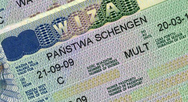 Польская туристическая виза в  2019  году