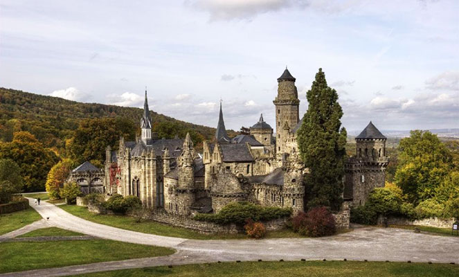 Замок Левенрбург